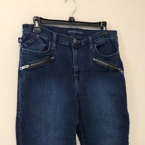 Rock and republic size 14m jeans